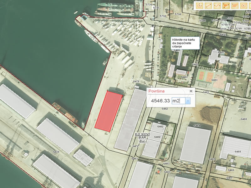 Warehouse In Free Custom Zone In Port Of Bar Adriatic Appraisal