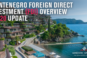 Montenegro Foreign Direct Investment (FDI) Overview 2020 Update
