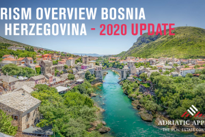 Tourism Overview Bosnia and Herzegovina – 2020 Update